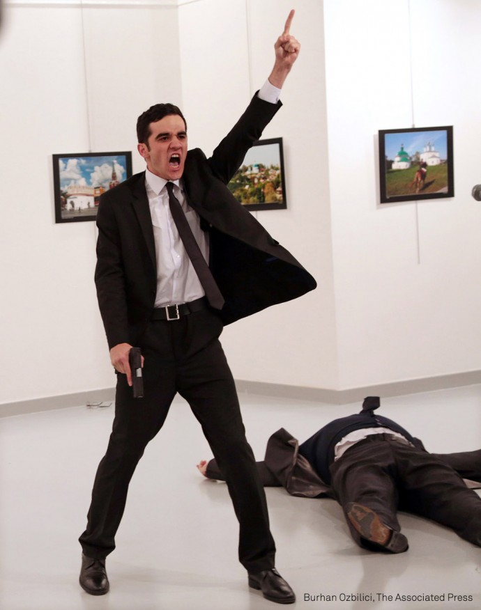Mostra 'World Press Photo' - Mastio della Cittadella, fino al 26 novembre 2017