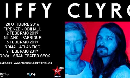 I Biffy Clyro, saranno aPadova il 7 febbraio:energia pura per sorprendere il pubblico italiano