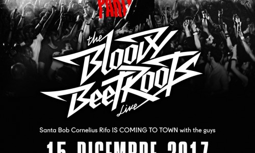 Barley Arts: Weekend esplosivo con The Bloody Beetroots, venerdì 15 al Fabrique di Milano