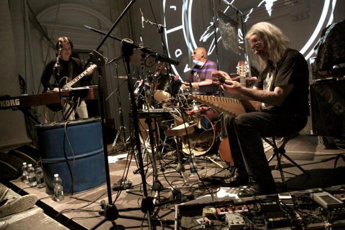 Jazz is Dead - Faust, Peter Brötzmann & Heather Leigh