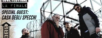 Stati Generali del rock - Arezzo Wave band 2017: la finale! - 6 maggio, Spazio211 a Torino - Guest: La Casa Degli Specchi