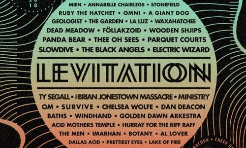 Levitation Austin: la lineup 2018 ed altro - video che presenta la line-up
