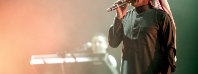 Omar Souleyman - Inaugurazione Ogr, Torino