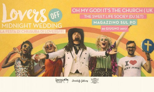 32 Lovers Film Festival: Midnight Wedding Party feat. Oh My God! It's The Church (Uk)