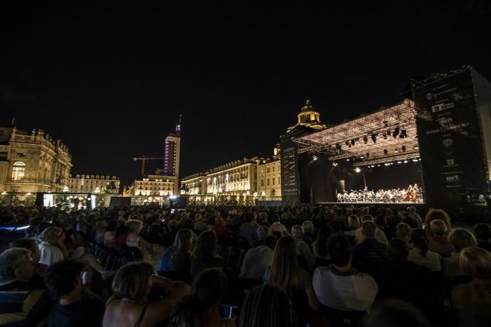 Tutto esaurito per la prima edizione di Torino Estate Reale  Oltre 14mila persone  alla rassegna estiva in Piazzetta Reale