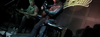 Thom Chacon - 20-01-18 -  Folk Club, Torino
