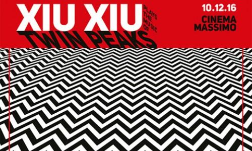 10 dicembre: Xiu Xiu plays the music of Twin Peaks