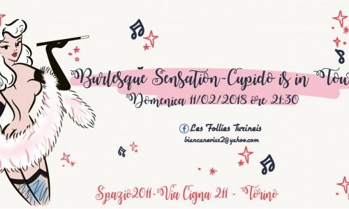 Spazio211, Torino, nuovo evento - Domenica 11 febbraio Burlesque Sensation