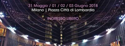 Il Fim atterra a Milano - dal 31 Maggio al 3 Giugno 2018