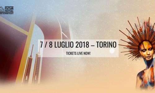 Kappa Futurfestival 2018 - nuovi nomi annunciati per la VII edizione