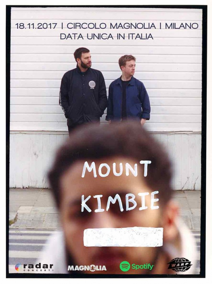 "Mount Kimbie: un'unica data autunnale per l'acclamato duo inglese e un nuovo singolo feat. Micachu, ""Marilyn"" (Il video)"