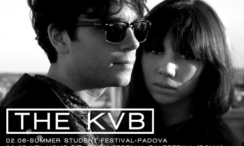 Kvb, tre nuove date italiane - Video di In Deep