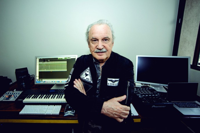 "An evening with Giorgio Moroder feat. the Heritage Orchestra & the Ensemble Symphony Orchestra per ""Big Bang"", festa inaugurale delle Ogr (Torino)"