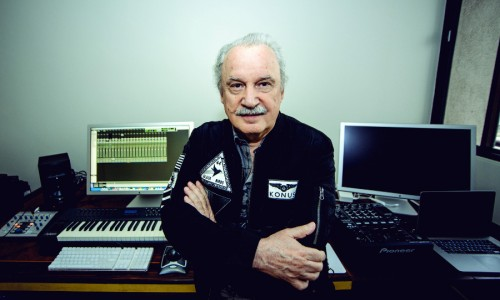 """An evening with Giorgio Moroder feat. the Heritage Orchestra & the Ensemble Symphony Orchestra per """"Big Bang"""", festa inaugurale delle Ogr (Torino)"""