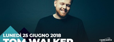 Tom Walker in concerto al Mojotic Festival 18 di Sestri Levante.
