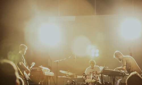 Finoamezzanotte al Magazzino sul Po, Torino:Tweedo (release concert) + Sergio Beercock +