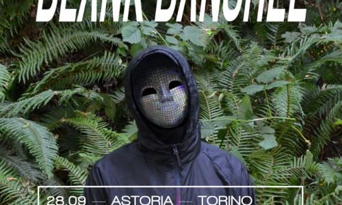 """Blank Banshee - Per la prima volta in Italia il pioniere della vaporwave in due date: 28 settembre Torino, 29 settembre Bologna - video di """"Eco Zones"""""""